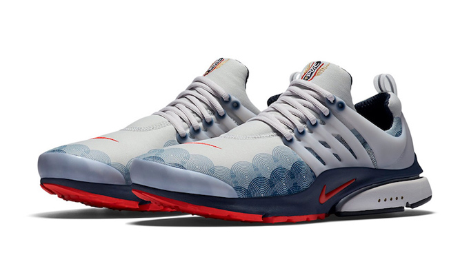 Nike Air Presto GPX Olympic The Drop Date