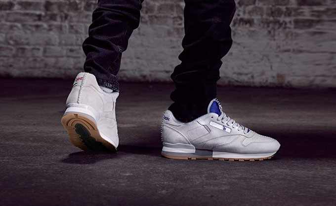 cc3b5197194 Reebok x Kendrick Lamar Classic Leather Deconstructed