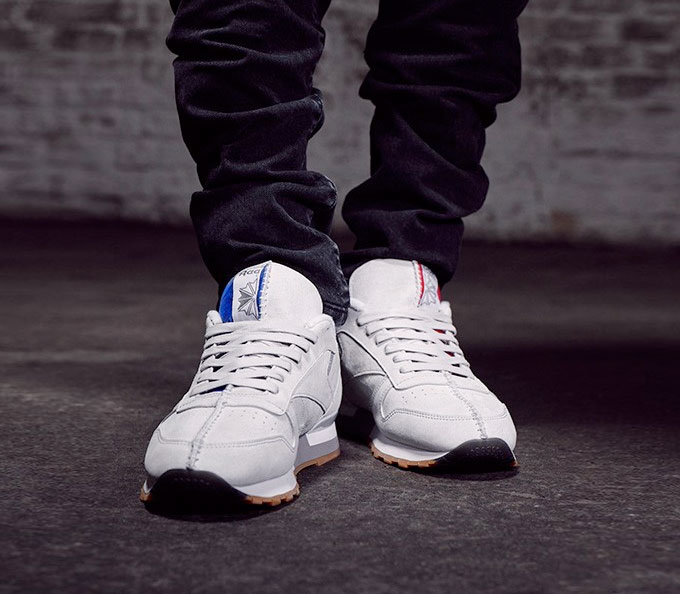 65ed60af29d1 Reebok x Kendrick Lamar Classic Leather Deconstructed