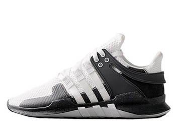 The adidas Originals EQT Support ADV Is Shaded In Triple Black