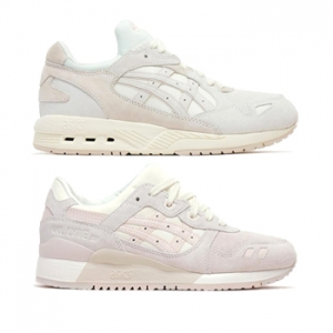 asics tiger whisper pink pack gel-lyte iii gt-cool xpress f