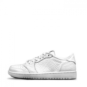 NIKE AIR JORDAN 1 RETRO LOW NO SWOOSH WHITE MAIN