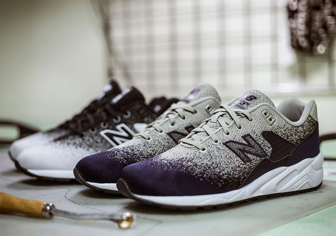 New Balance 580 Re-Engineered Textile - The Drop Date
