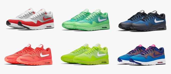 37703b45acff Nike Air Max 1 Ultra Flyknit - The Drop Date