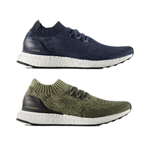 adidas ultra boost uncagaded tent greeen navy