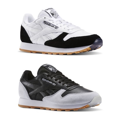 kendrick lamar x reebok classic leather perfect split pack. Black Bedroom Furniture Sets. Home Design Ideas