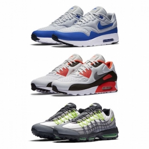 nike air max ultra SE pack air max 1 90 95 MAIN