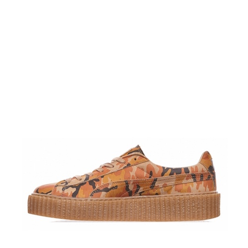 online store 08586 0ff23 FENTY BY RIHANNA X PUMA SUEDE CREEPERS CAMO - 28 July 2016