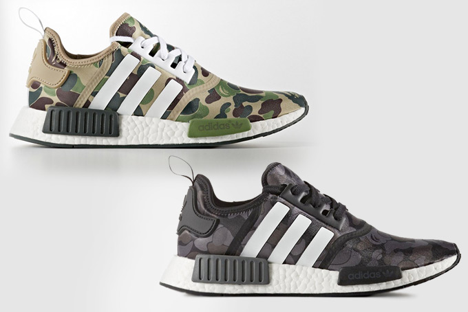 8c0a8ef74b82e BAPE x adidas NMD - The Drop Date