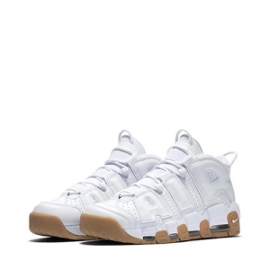 NIKE AIR MORE UPTEMPO WHITE GUM BAMBOO 414962-103