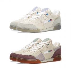 REEBOK X GARBSTORE WORKOUT LOW PLUS