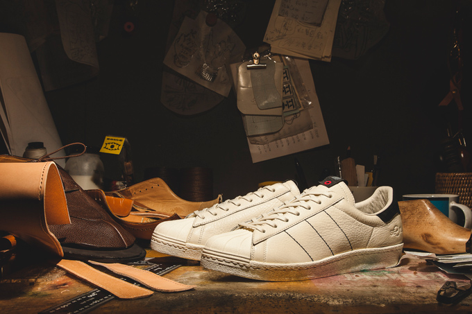 adidas Consortium x Kasina Superstar - The