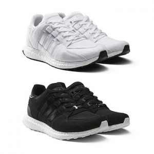 adidas Originals EQT Support 93:16 BOOST Pack black white main