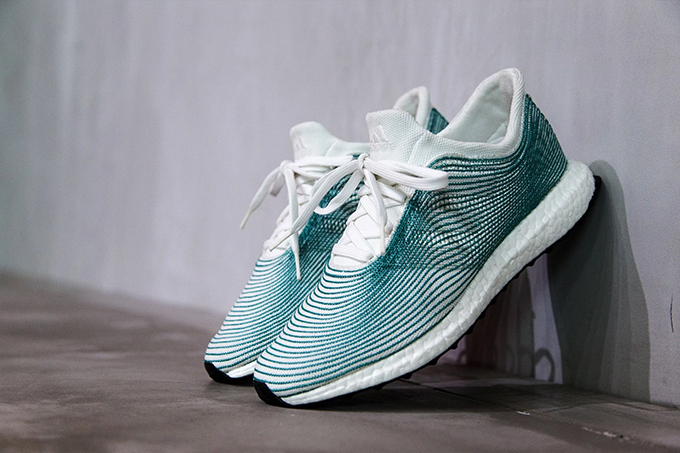 finest selection 4e09c 7ecb3 adidas x Parley Boost Collab for World Oceans Day - A Closer ...