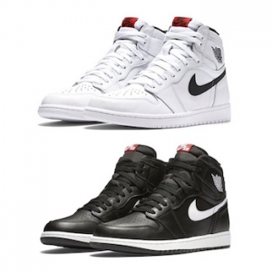 nike AIR JORDAN 1 RETRO HIGH OG YIN-YANG PACK black white main