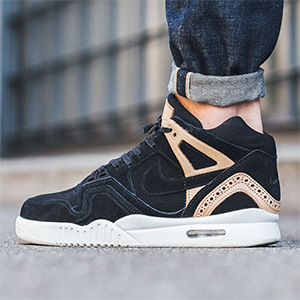 sale retailer 01a76 7d9be Nike Air Tech Challenge II Brogue Pack - A First Look - The