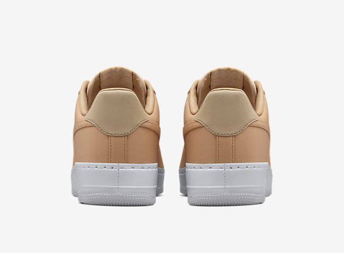 Shoe of the Day // NikeLab Air Force 1 Low Vachetta Tan