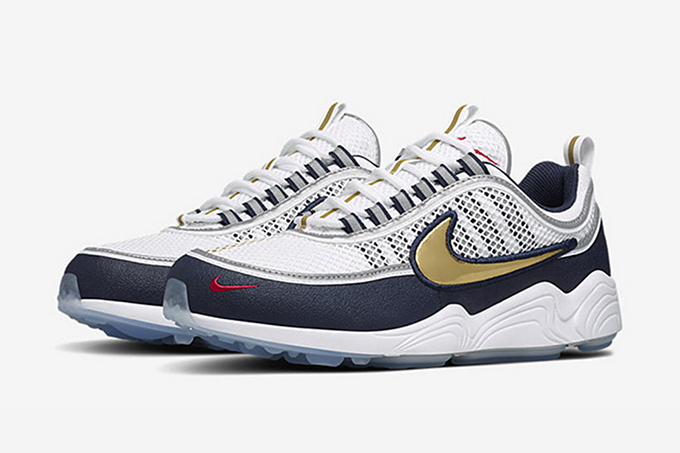 nikelab air zoom spiridon olympic release info the. Black Bedroom Furniture Sets. Home Design Ideas