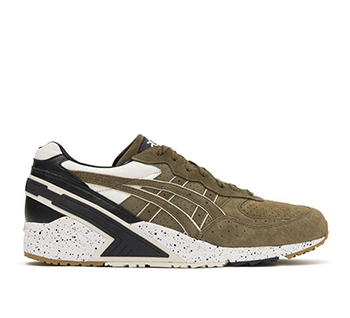 ASICS TIGER X MONKEY TIME GEL-SIGHT OLIVE CROWN. RP