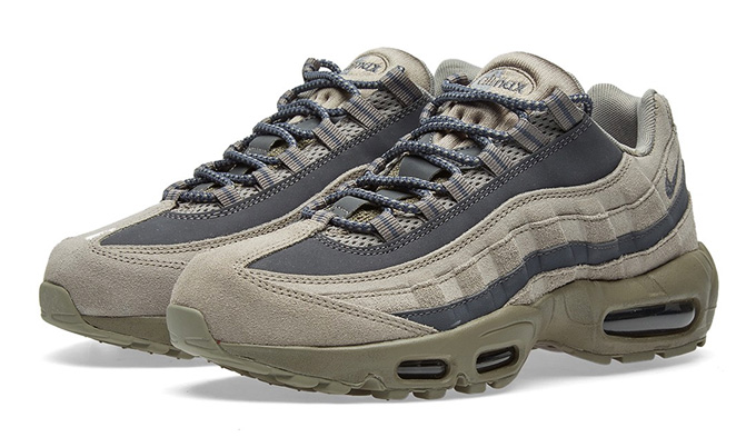 Nike Air Max 95 Light Taupe - The Drop Date