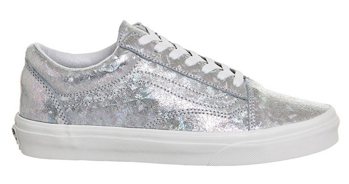 holographic vans black