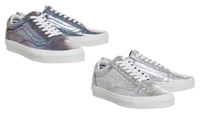vans old skool hologram