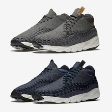 4e8160e0117dd5 Nike Air Footscape Woven Chukka Wool and Denim Pack – A First Look