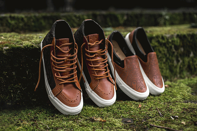 e9ec9296b4be Vans Vault x Brooks England Ltd - The Drop Date
