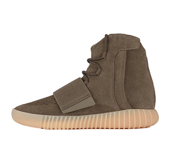 ADIDAS ORIGINALS YEEZY BOOST 750 BY KANYE WEST brown BY2456
