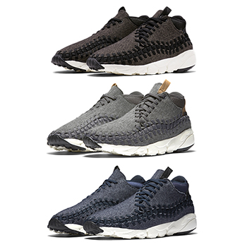 detailed look 14c59 0eb57 NIKE AIR FOOTSCAPE WOVEN CHUKKA 857874-400, 857874-001, 857874-002