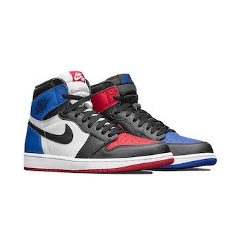 eec31c18abb Nike Air Jordan 1 Retro Top Three