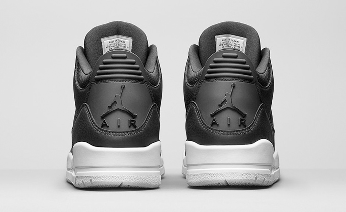 official photos dce39 4edb7 Nike Air Jordan 3 Retro Black White