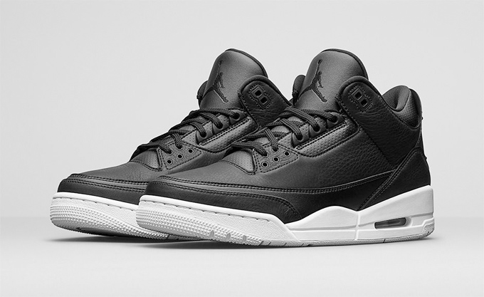 official photos 80c7e 8a4da Nike Air Jordan 3 Retro Black White