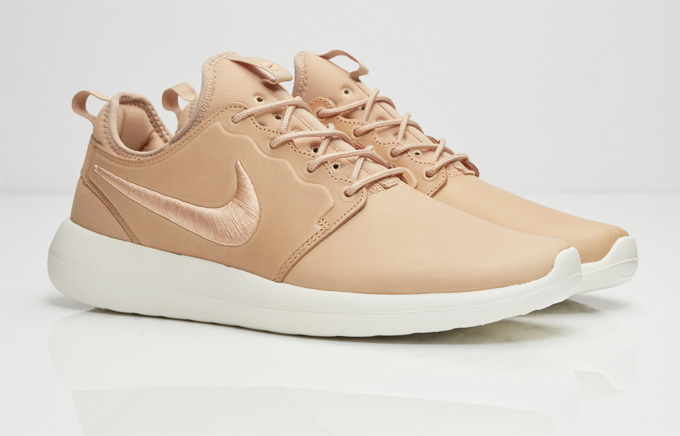 e5bca7466f998 NikeLab Roshe Two Leather Premium - The Drop Date