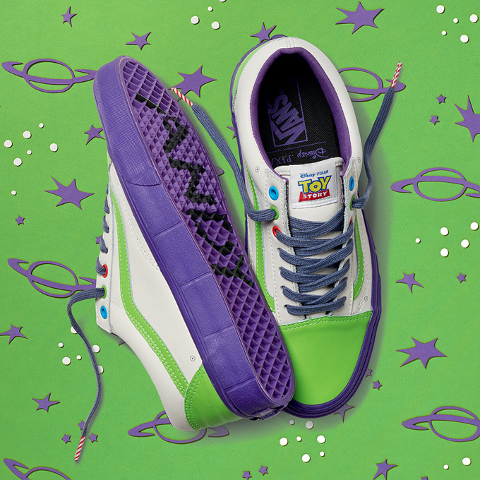 Christmas 2017 Toys >> Vans x Toy Story - The Drop Date