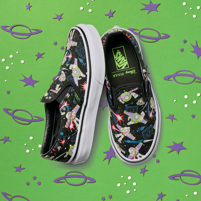 Vans X Toy Story The Drop Date