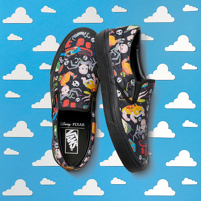 50d5f2c2d0 Vans x Toy Story - The Drop Date