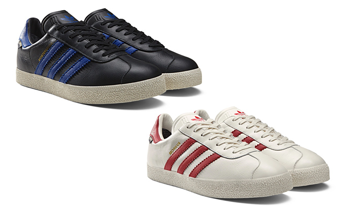 wholesale dealer 6f63f d88b6 adidas Originals Gazelle GTX City Pack – Release Info