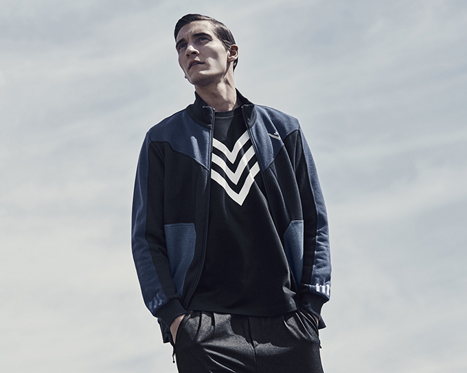 adidas Originals by White Mountaineering AW16 Apparel