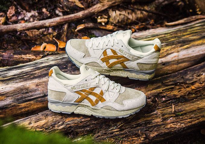 asics gel lyte v in the wild
