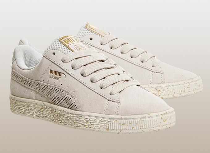 puma basket classic white available now the drop date. Black Bedroom Furniture Sets. Home Design Ideas
