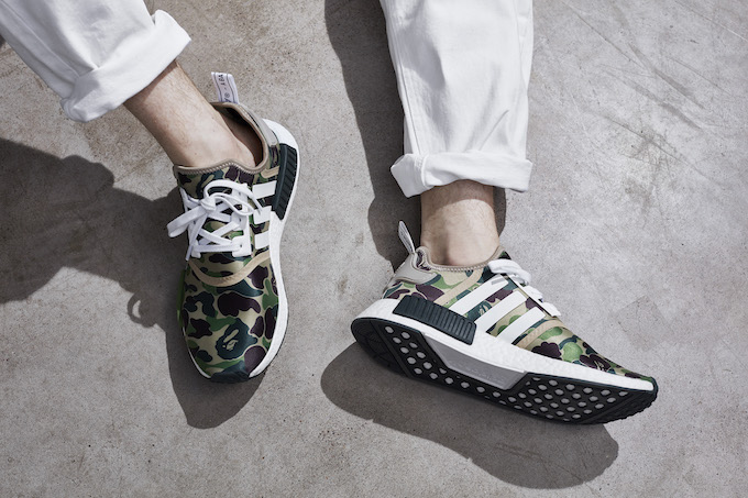 52034d075e24 The Long-awaited adidas Originals x Bape Collection is Almost Here ...