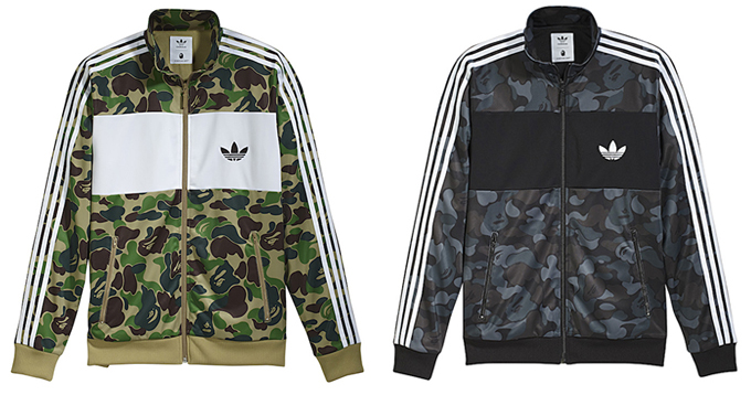 The Long Awaited Adidas Originals X Bape Collection Is