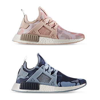 34f5a73f0 ADIDAS ORIGINALS WOMEN NMD XR1 DUCK CAMO - 25 NOV 2016