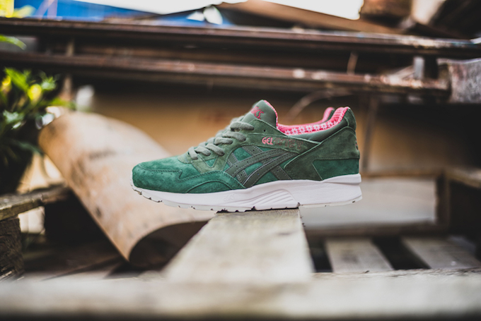 detailed look deb5a 21456 ASICS GEL-Lyte III & V 'Christmas' Pack - The Drop Date