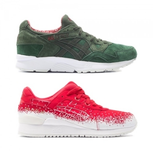 Asics Tiger Gel Lyte Christmas Pack feat