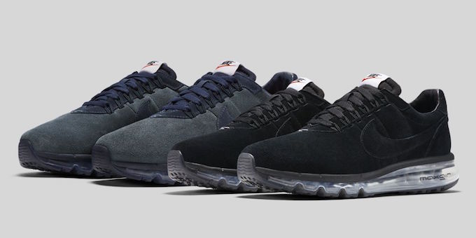 best website 5bb64 bf587 nike air max ld zero h suede
