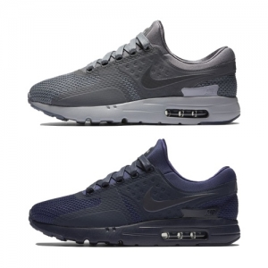 Nike Air Max Zero Cool Grey Binary Blue feat