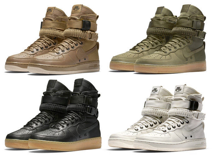 nike air force 1 special field boot