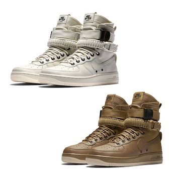 Nike Special Field Air Force 1 Womens feat